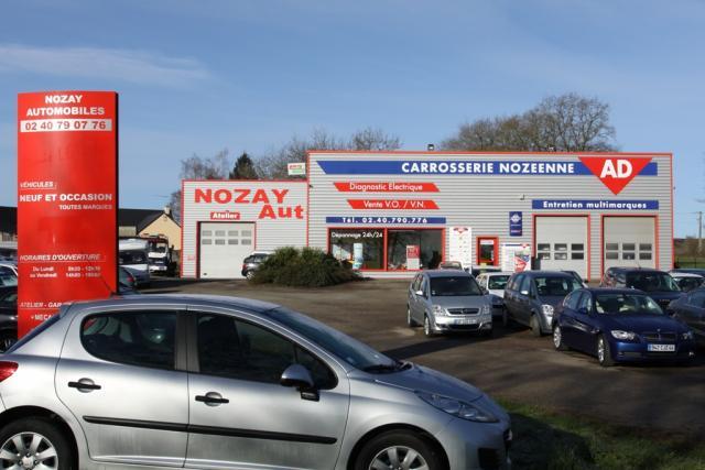 Nozay automobiles nozay 44 for Garage versailles 44